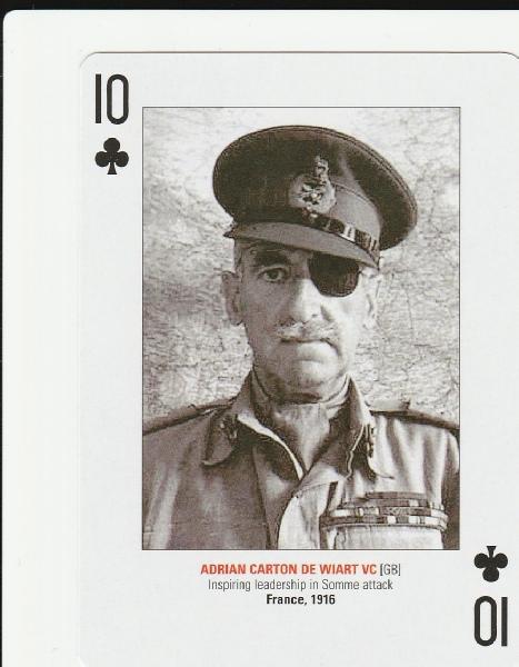Sir Adrian Carton de W...
