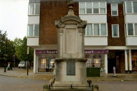Image result for petersfield war memorial