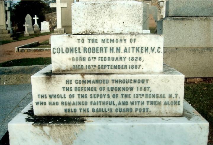 Robert Hope Moncrieff Aitken